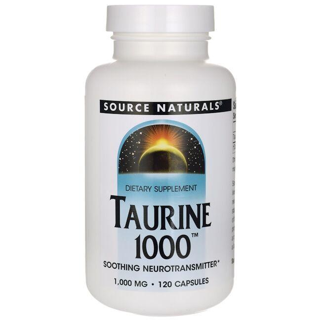 Source NaturalsTaurine 1000