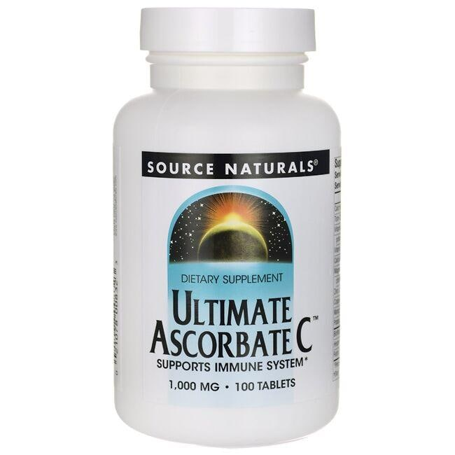 Source NaturalsUltimate Ascorbate C