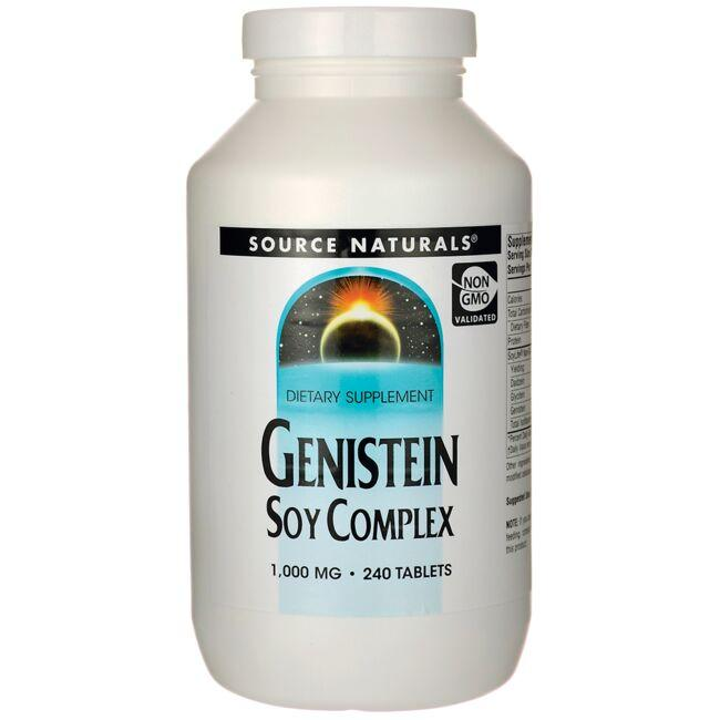 Source NaturalsGenistein Soy Complex
