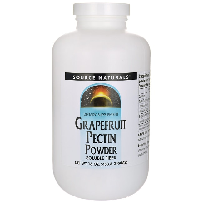 Source NaturalsGrapefruit Pectin Powder