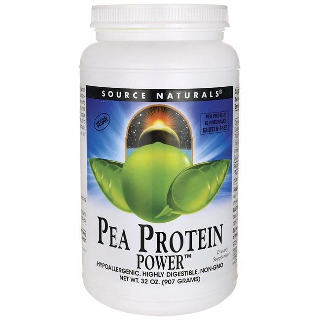 Source NaturalsPea Protein Powder
