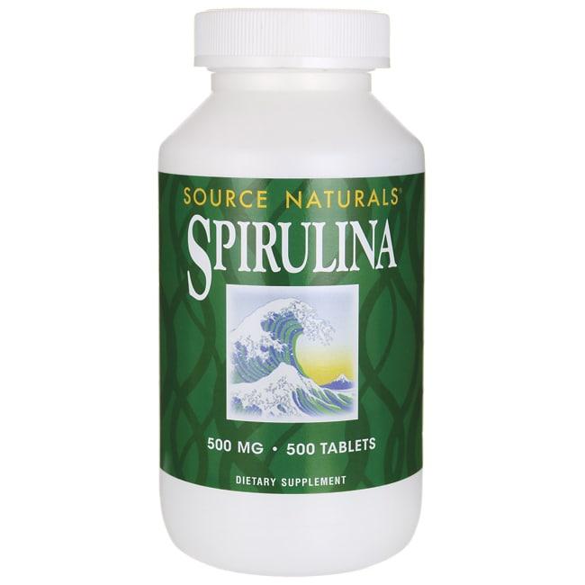 Source NaturalsSpirulina
