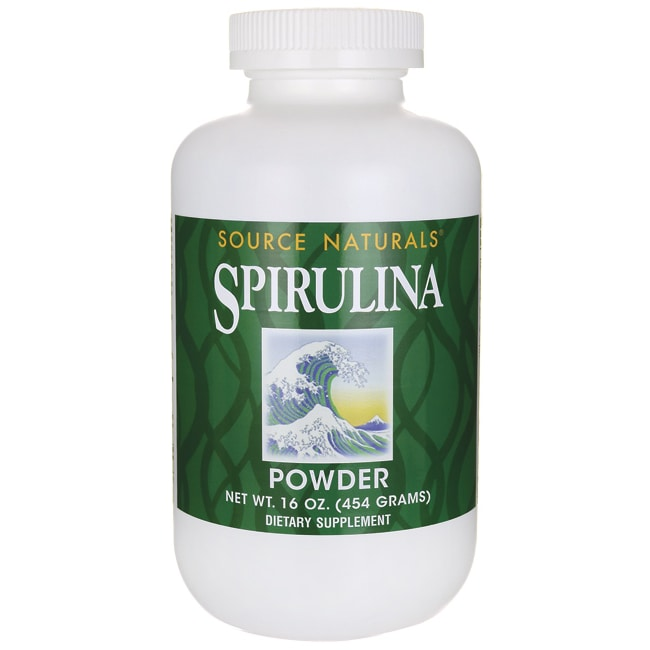 Source NaturalsSpirulina Powder