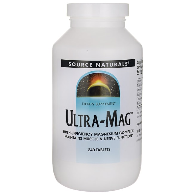Source NaturalsUltra-Mag