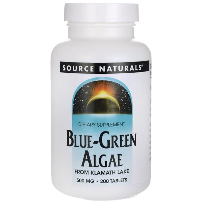 Source NaturalsBlue-Green Algae