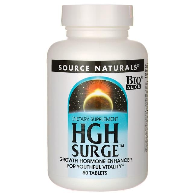 Source Naturals HGH Surge