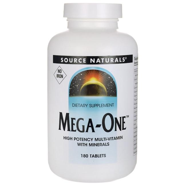 Source NaturalsMega-One - No Iron