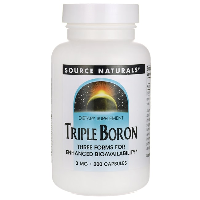 Source NaturalsTriple Boron