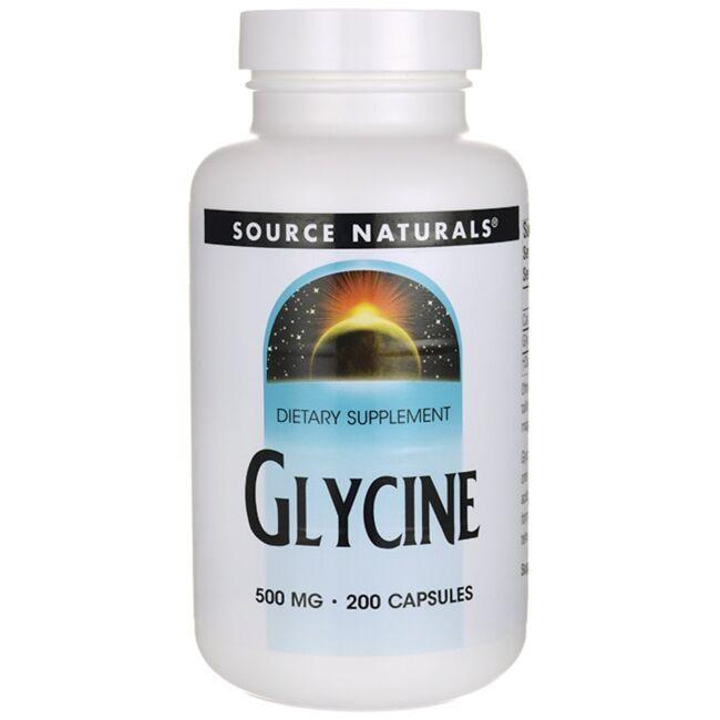 Source NaturalsGlycine