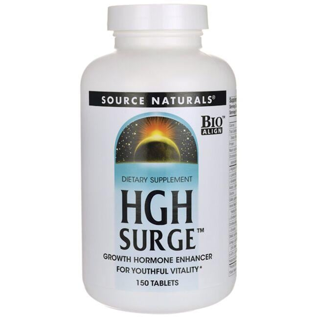 Source NaturalsHGH Surge