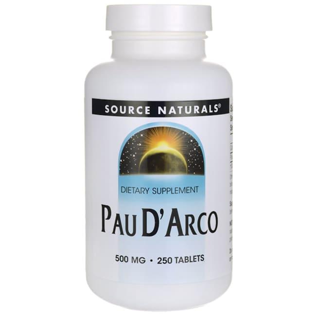 Source NaturalsPau D'Arco