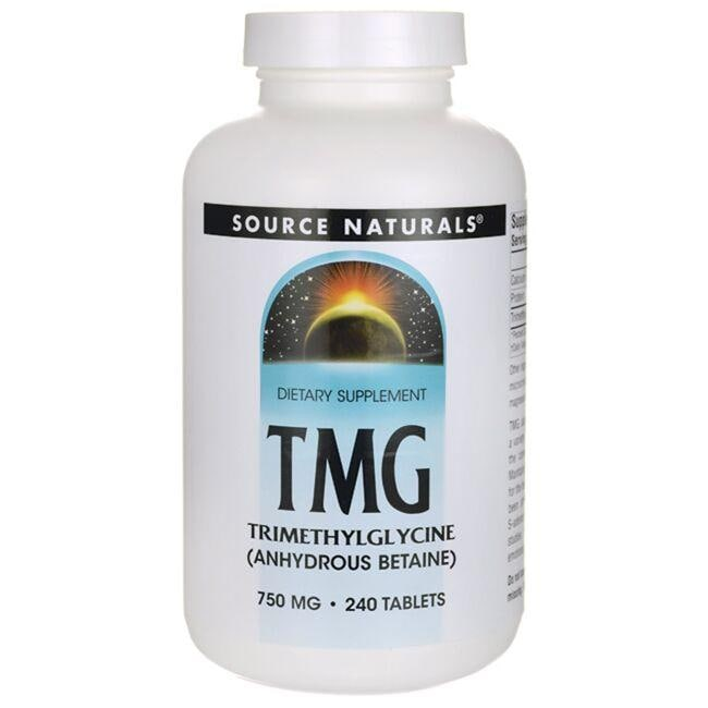 Source NaturalsTMG Trimethylglycine