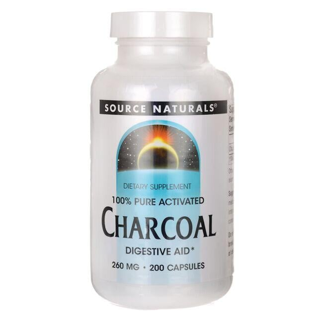 Source Naturals 100% Pure Activated Charcoal