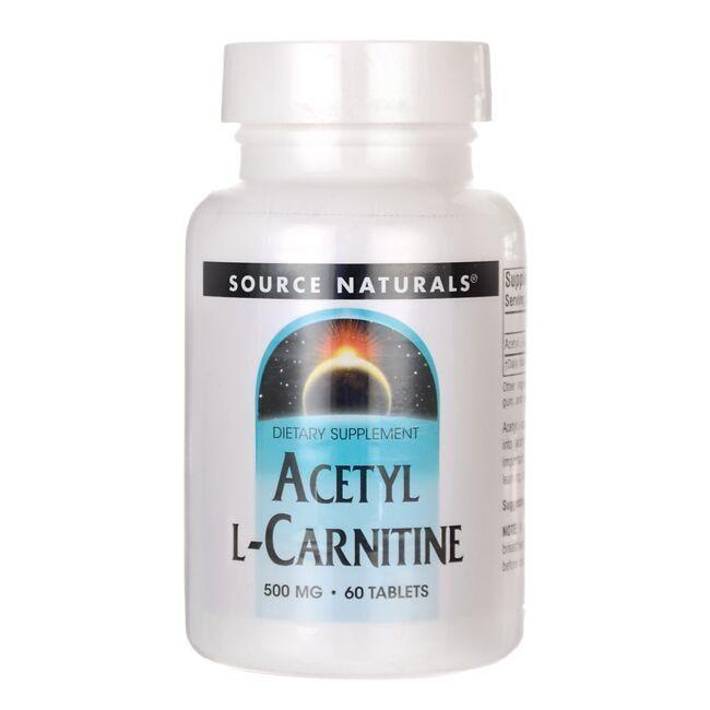 Source NaturalsAcetyl L-Carnitine