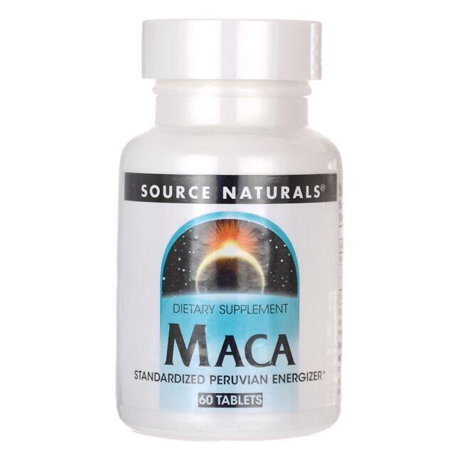 Source NaturalsMaca