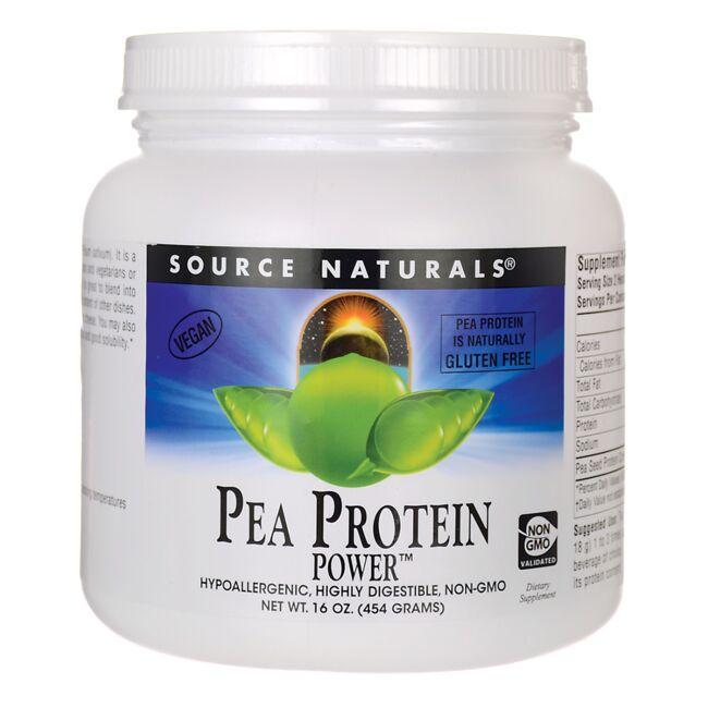Source NaturalsPea Protein Powder