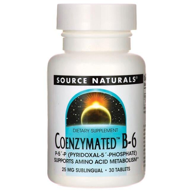 Source NaturalsCoenzymated B-6