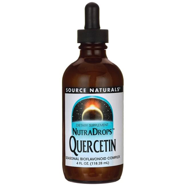 Source NaturalsNutraDrops Quercetin