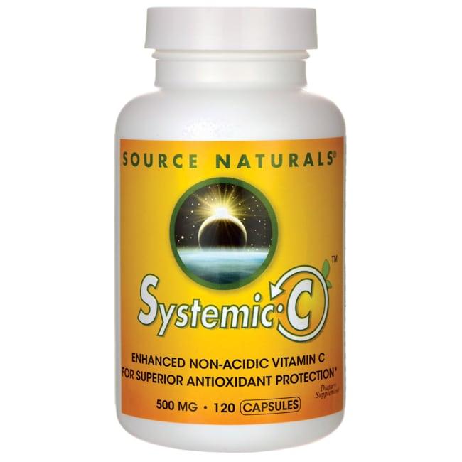 Source NaturalsSystemic C