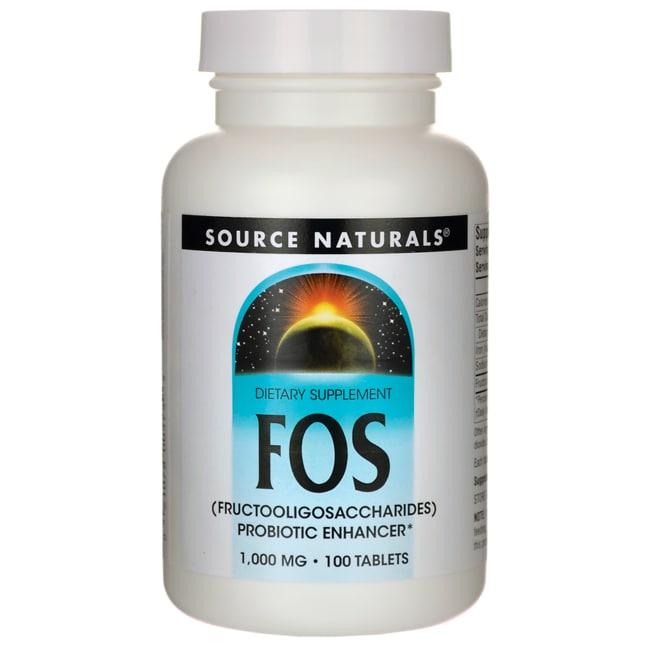 Source NaturalsFOS
