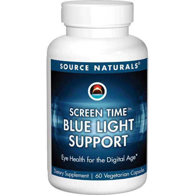 Source NaturalsScreen Time Blue Light Support