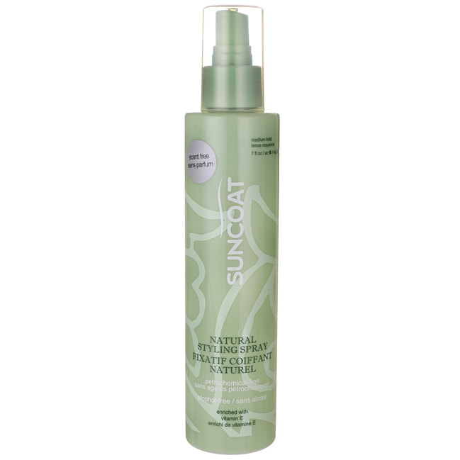 SuncoatNatural Styling Spray Medium Hold Scent Free