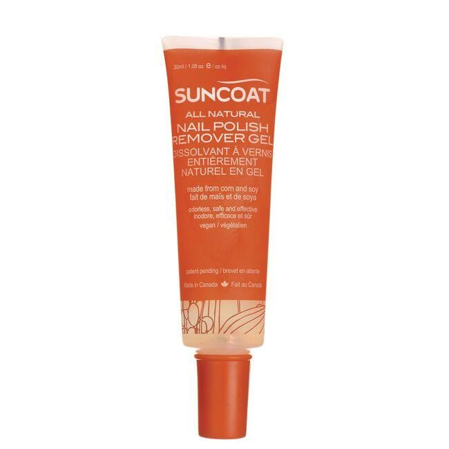 Suncoat All Natural Nail Polish Remover Gel 1.0 fl oz Gel - Swanson ...