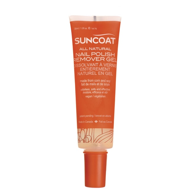 SuncoatAll Natural Nail Polish Remover Gel