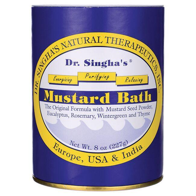Dr. Singha'sMustard Bath