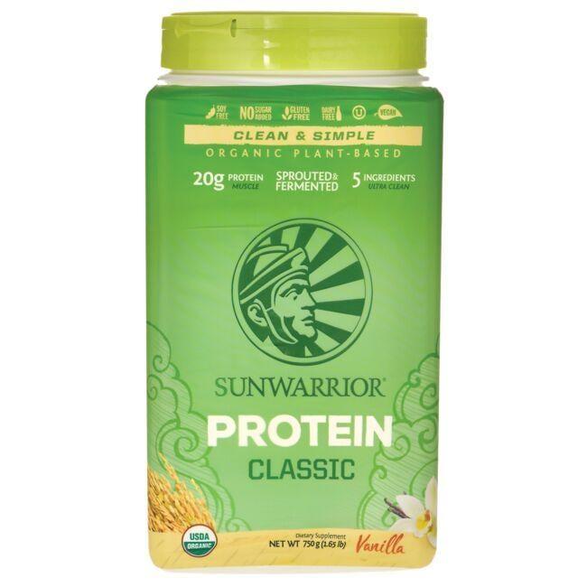 SunwarriorClassic Protein - Vanilla