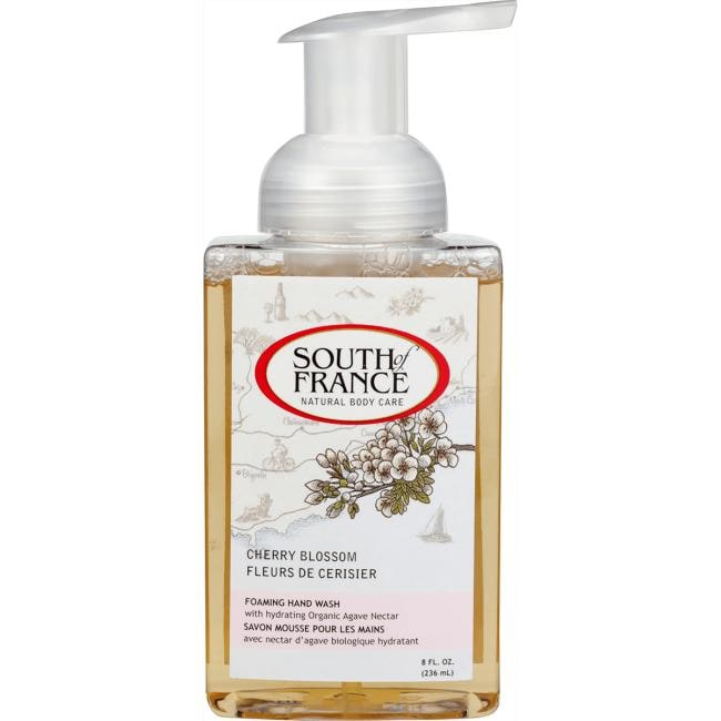 South of FranceFoaming Hand Wash - Cherry Blossom