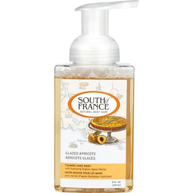 South of FranceFoaming Hand Wash - Glazed Apricots