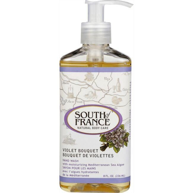 South of France Hand Wash - Violet Bouquet