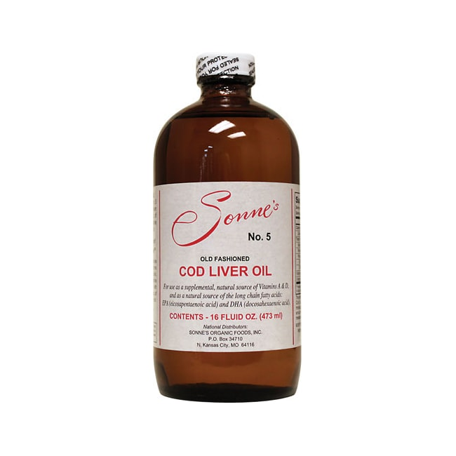 Sonne's Old Fashioned Cod Liver Oil #5