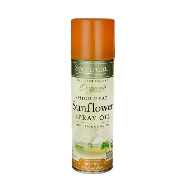 Spectrum EssentialsOrganic Sunflower Oil Spray