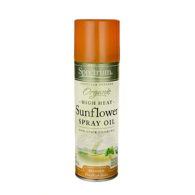 Spectrum EssentialsOrganic Sunflower Oil Spray