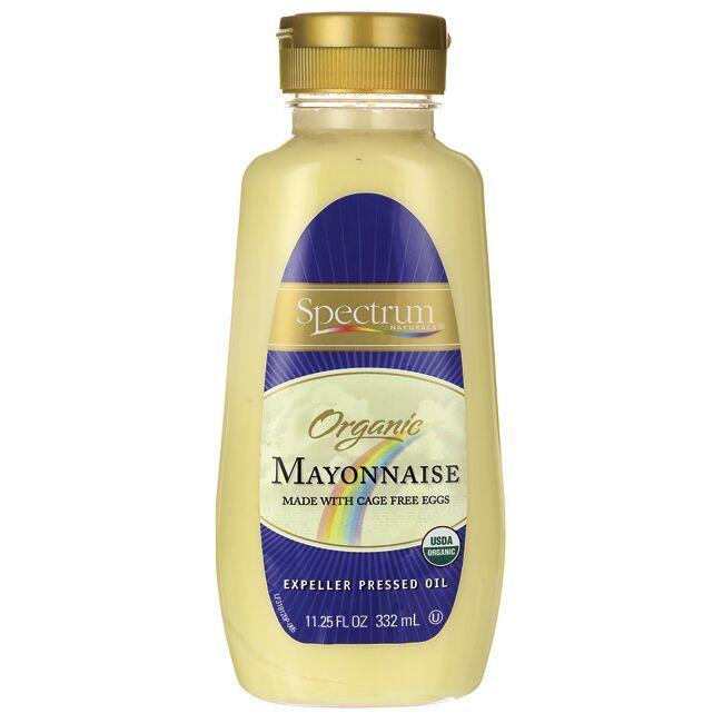 Spectrum EssentialsOrganic Mayonnaise