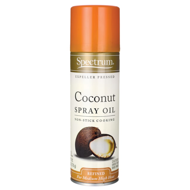 Spectrum EssentialsCoconut Spray Oil