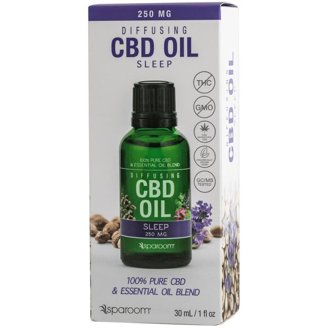 SpaRoom EssentialsSleep CBD Essential Oil