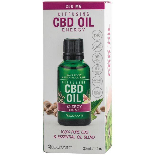 SpaRoom EssentialsEnergy CBD Essential Oil