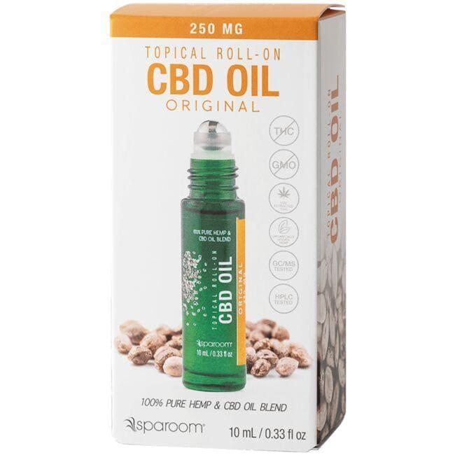 SpaRoom EssentialsRoll-on CBD Oil - Original