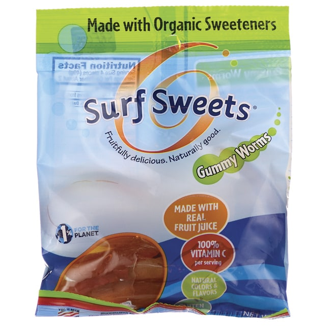 Surf SweetsGummy Worms