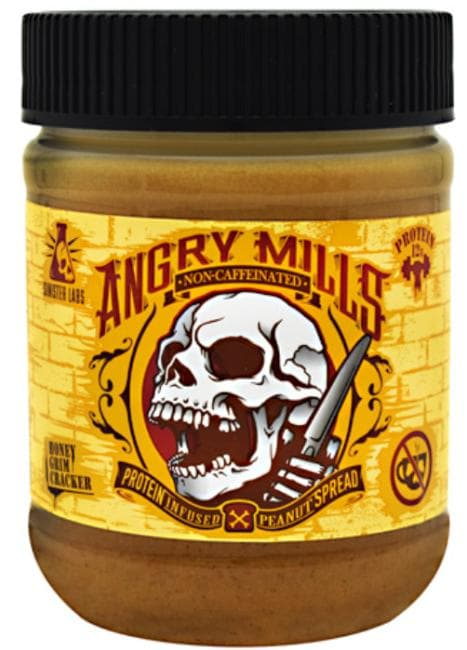 Sinister Labs Protein Peanut Spread - Honey Grim Cracker