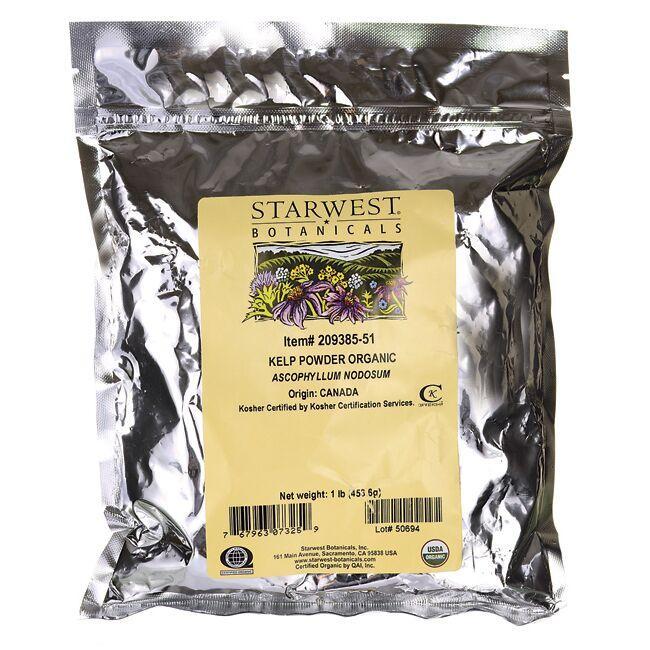 Starwest BotanicalsKelp Powder Organic