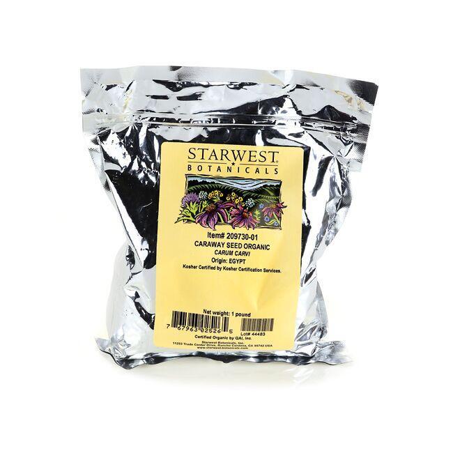 Starwest BotanicalsCaraway Seed Organic
