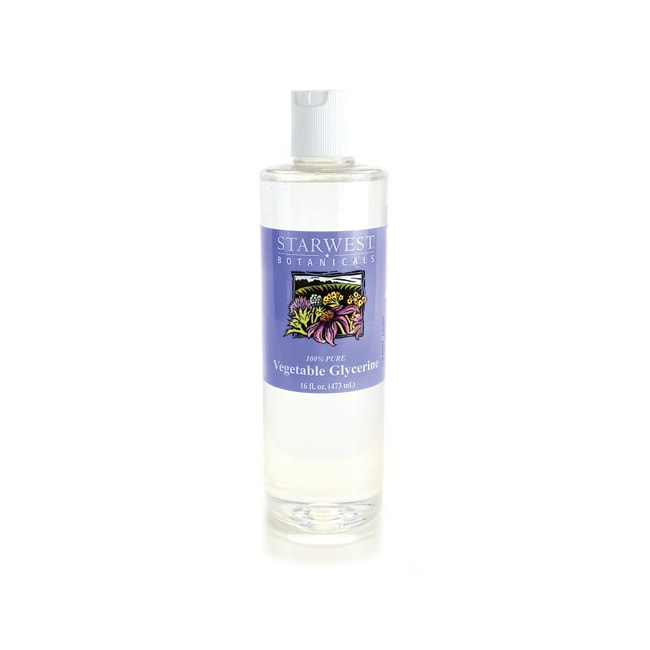 Starwest Botanicals 100% Pure Vegetable Glycerine