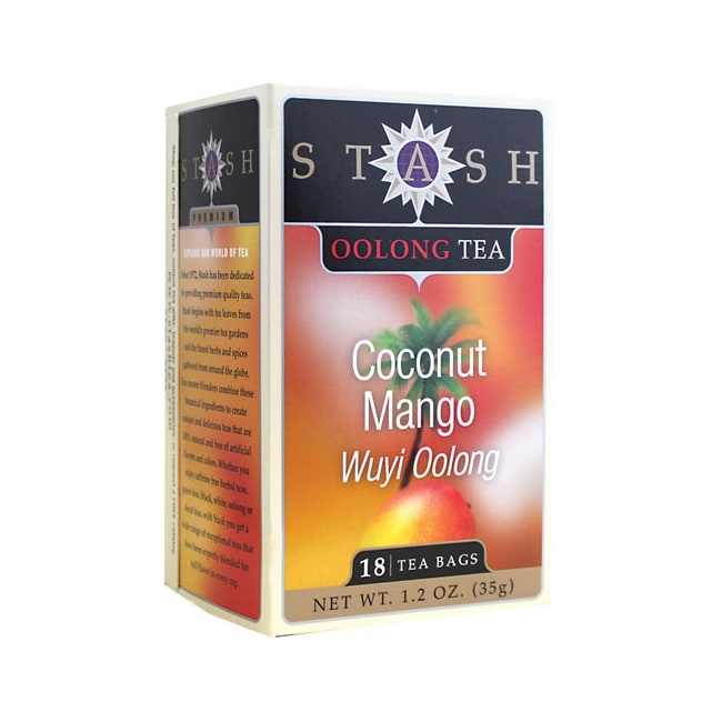Stash Tea Coconut Mango Oolong Tea