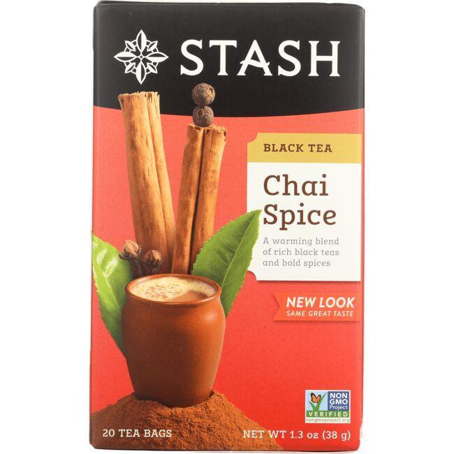 Stash TeaBlack Tea Chai Spice