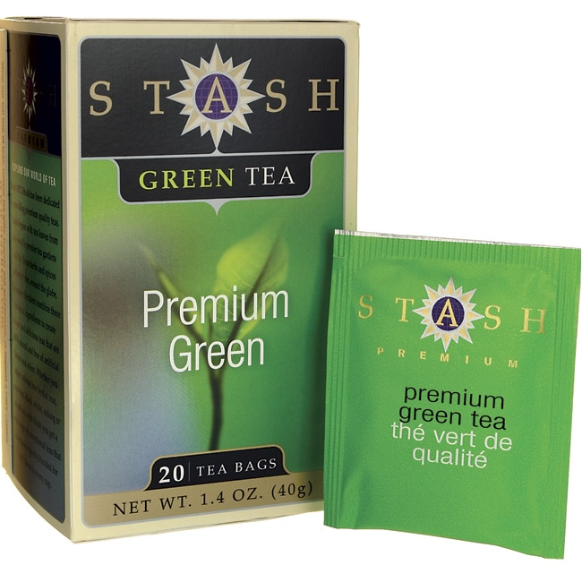Stash TeaPremium Green Tea