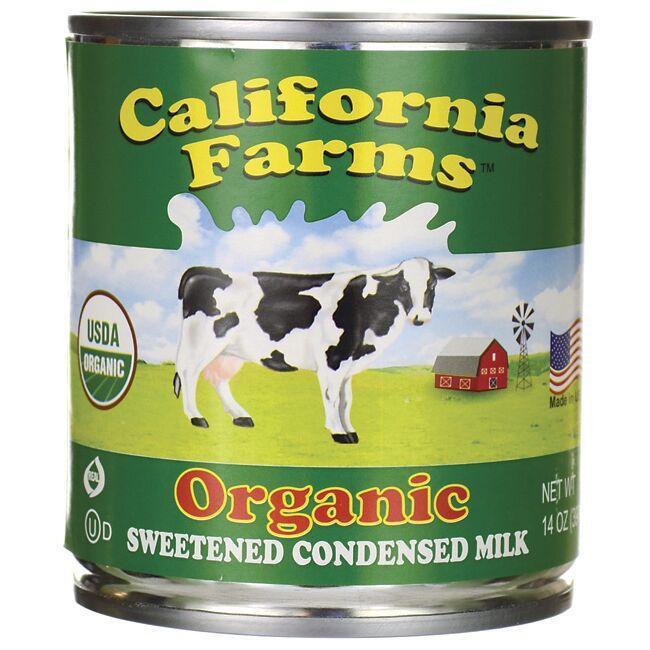 SantiniOrganic Sweetened Condensed Milk